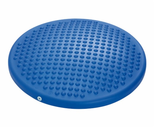 Gymnic Disc'o'Sit Inflatable Seat Cushion Perspective: front