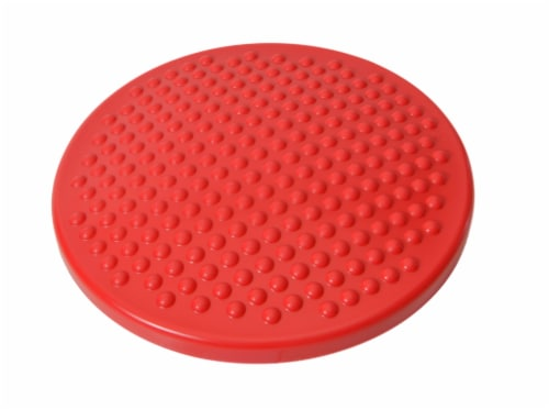 Gymnic Disc'o'Sit Jr. Cushion - Red Perspective: front