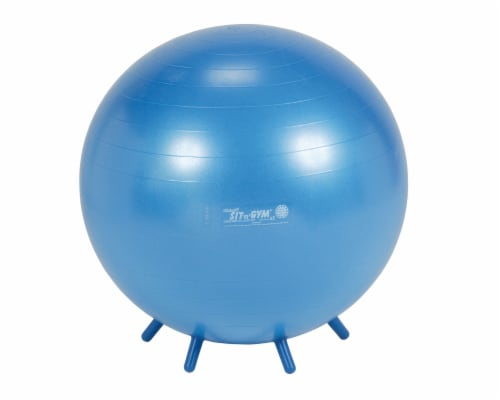 Gymnic Sit'n'Gym Fitness Ball Perspective: front