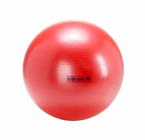 Gymnic Body Exercise Ball - Red Perspective: front