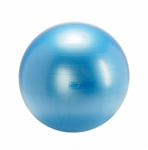 Gymnic Body Exercise Ball - Blue Perspective: front