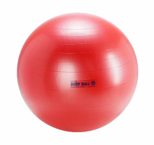 Gymnic Body Ball 85 - Red Perspective: front