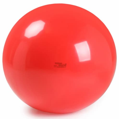 Gymnic Physio Fitness Ball - Red Perspective: front