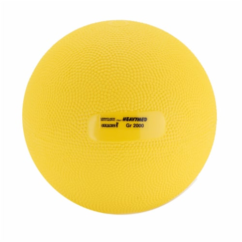 Gymnic Heavy Med 2 Exercise Ball Perspective: front