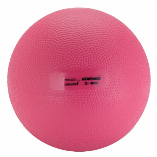 Gymnic Heavy Med 4 Exercise Ball Perspective: front