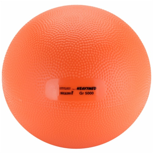 Gymnic Heavy Med 5 Exercise Ball Perspective: front