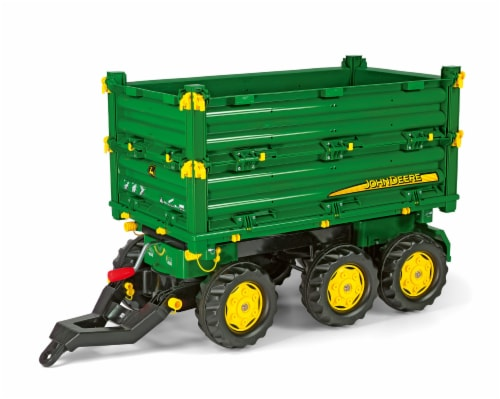 John Deere Multi Trailer Accessory Perspective: front