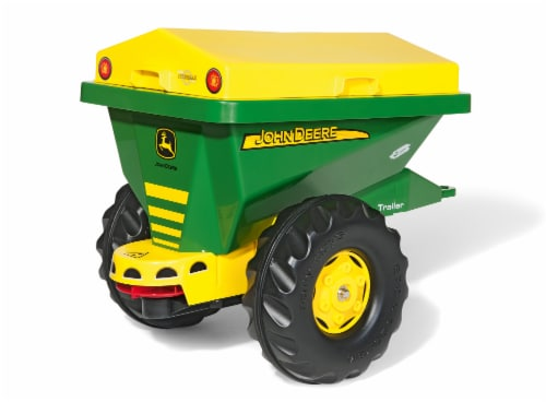 John Deere Seed Spreader Accessory Perspective: front