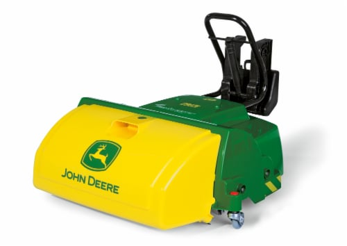 John Deere Sweeper Accessory Perspective: front