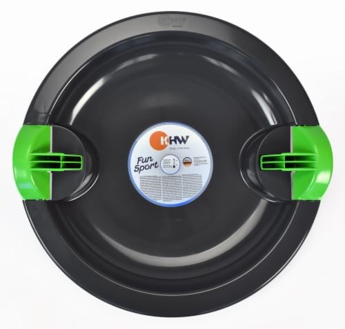 KETTLER Fun UFO Sled - Black Perspective: front