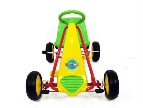 KETTLER Primo Pedal Car Perspective: front