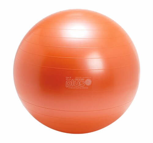 Gymnic Stability Exercise Ball Perspective: front