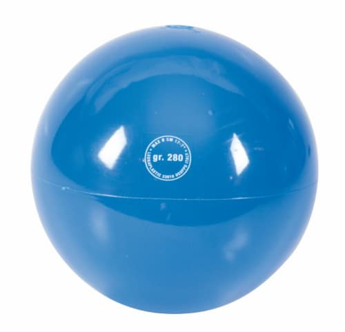 Gymnic Ritmic Ball - Blue Perspective: front