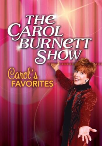 The Carol Burnett Show: Carol's Favorites (2013 - DVD) Perspective: front