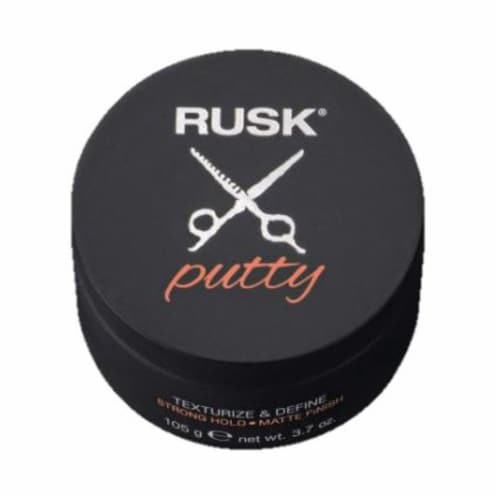 Rusk Strong Hold Matte Finish Putty Perspective: front