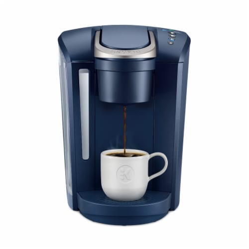 Keurig® Brewer K-Select Coffee Maker - Matte Navy Perspective: front