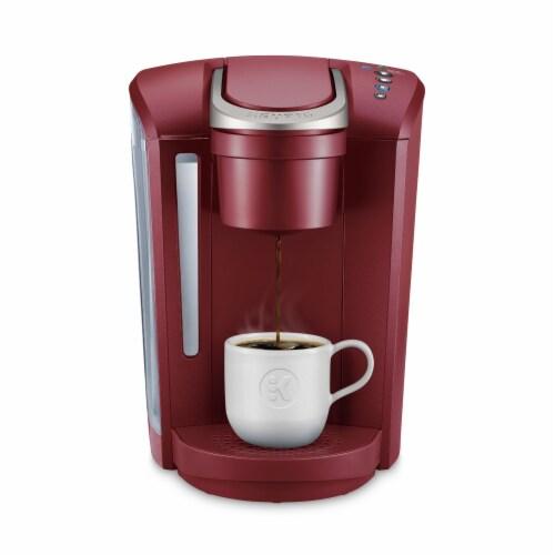 Keurig® K-Select Single Serve Coffee Maker - Vintage Red Perspective: front