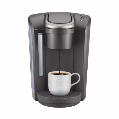 Keurig® K-Select Single Serve Coffee Maker - Volcanic Glass Perspective: front