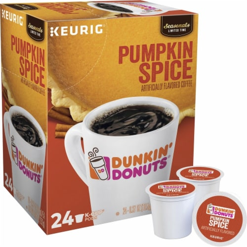 Dunkin'®  Coffee Perspective: front