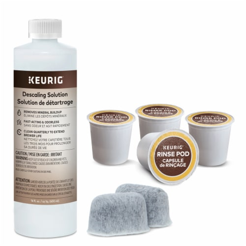 Keurig 3-Month Brewer Maintenance Kit Perspective: front