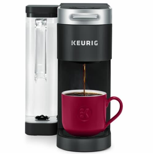 Keurig® Brewer KSupreme Single Serve Coffee Maker - Black Perspective: front