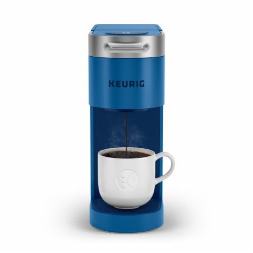 Keurig® K-Slim Single Serve Coffee Maker - Blue Perspective: front