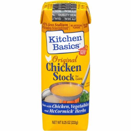 kitchen basics original chicken stock perspective front - Kitchen Basics