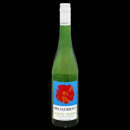 Broadbent Vinho Verde Perspective: front