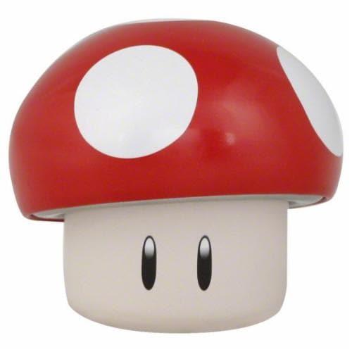 Super Mario Sour Candies Perspective: front