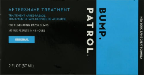 Bump Patrol® Original Strength After Shave Treatment Perspective: front