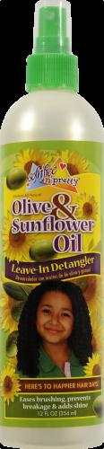 Soft 'n Free Olive & Sunflower Leave-In Detangler Perspective: front