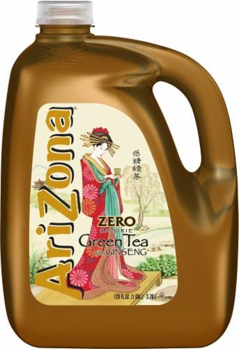 Arizona Diet Green Tea Perspective: front