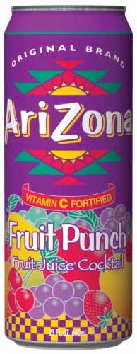 AriZona Fruit Punch Perspective: front