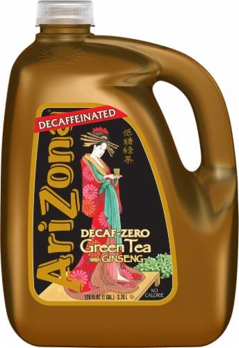AriZona Decaf-Zero Green Tea Perspective: front