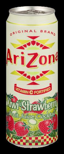 Arizona Kiwi Strawberry Tea Perspective: front