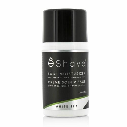 EShave Sun Protection Face Moisturizer  White Tea 50g/1.7oz Perspective: front