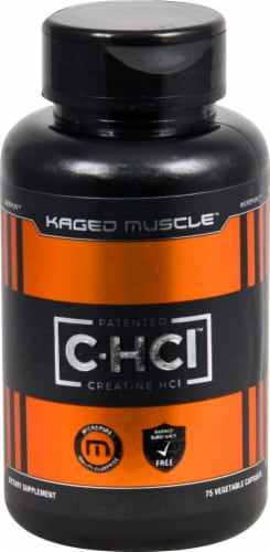Kaged Muscle  C-HCl™ Perspective: front