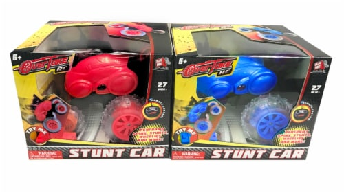 Overtake Remote Control Stunt Car - Assorted Perspective: front