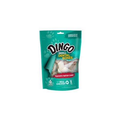 Dingo Small Dental Bones Perspective: front