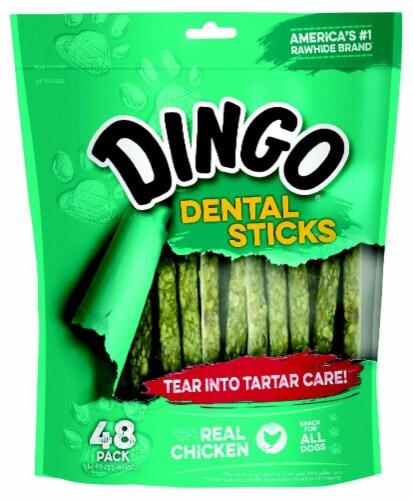 Dingo Dental Sticks Perspective: front