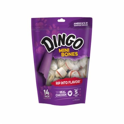 Dingo Mini Bones Perspective: front