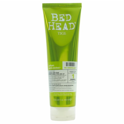Bed Head Urban Anti+dotes Re-Energize Shampoo Perspective: front