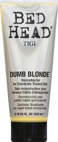 Bed Head Color Combat Dumb Blonde Conditioner Perspective: front