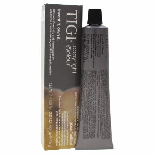 Tigi Colour Gloss Creme Hair Color  # 9/03 Very Light Natural Golden Blonde 2 oz Perspective: front