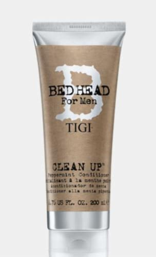Bed Head for Men Clean Up Conditioner Perspective: front