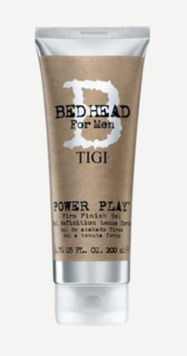 TIGI Bed Head Power Play Firm Finish Gel Perspective: front