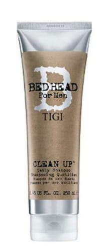 Bed Head For Men Clean Up Daily Shampoo Perspective: front