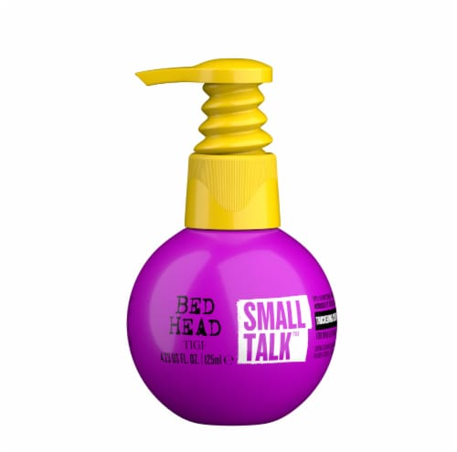 Bed Head Small Talk Thickening Hair Cream Perspective: front