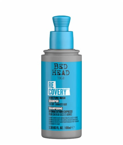 Bed Head Recovery Moisture Rush Shampoo Perspective: front