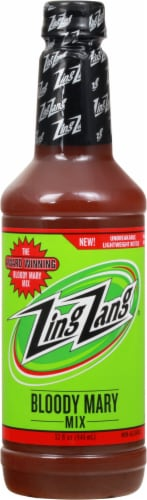 Zing Zang Bloody Mary Mix Perspective: front